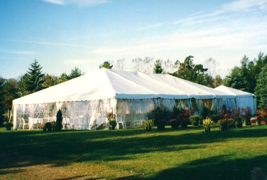 Outdoor Wedding Tent