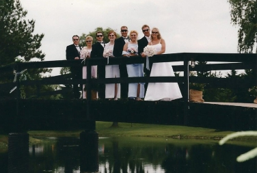 Wedding Party at Shannondoe Farm
